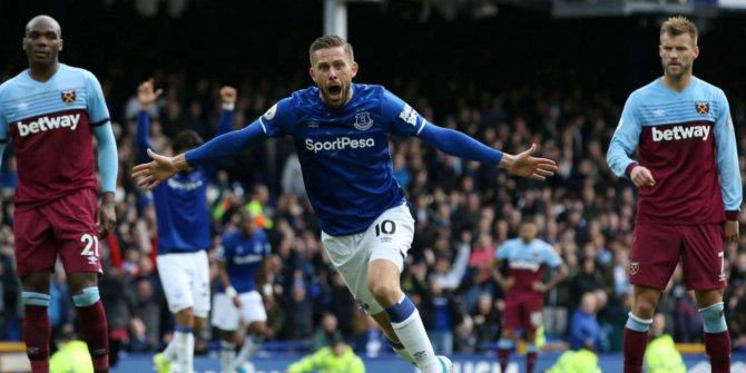 Everton sonunda kazandı!