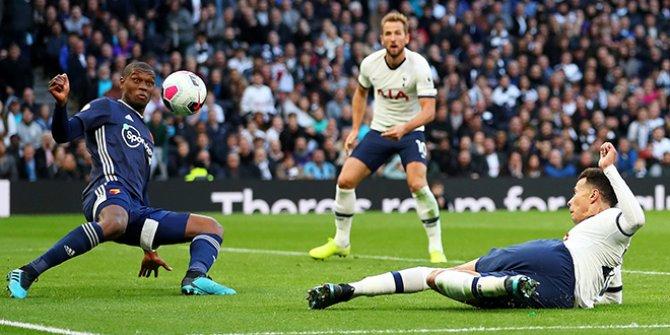 Tottenham, krizden çıkamadı!