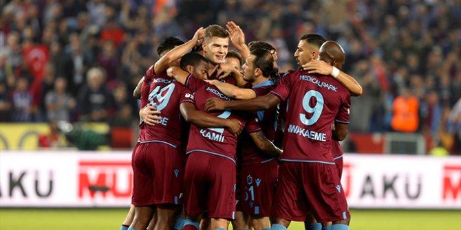 Trabzonspor-Gaziantek FK: 4-1 (Maçın özeti)