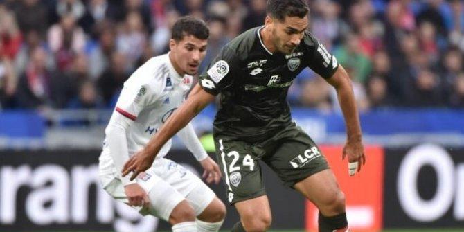 Lyon'un galibiyet hasreti 8 maça çıktı