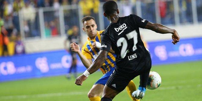 Ankaragücü-Beşiktaş: 0-0 (Maçın özeti)