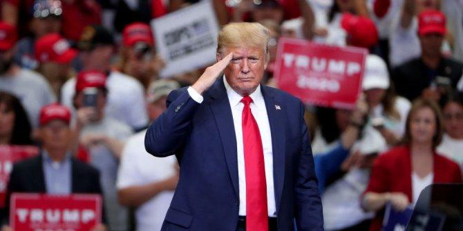 Trump: Darbeyi durdurun