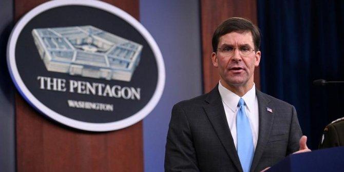 """ABD Savunma Bakanı: """"Terör örgütleriyle çalışmaya devam etmeyi umuyoruz"""""""