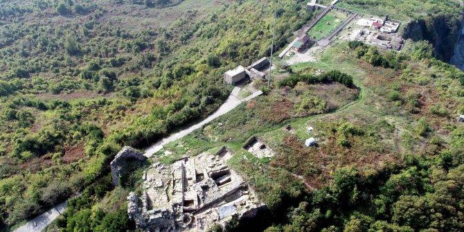 'Karadeniz'in Efesi'nde çalışmalar sürüyor
