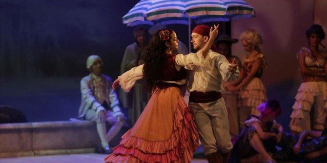Samsun'da 'Don Pasquale' operası sahnelendi