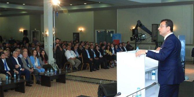 """İmamoğlu: """"İhaleyi verenlerle 31 Mart seçimini iptal ettirenler aynı"""""""