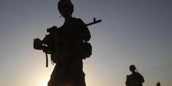 Zeytin Dalı Harekât bölgesinde 1 asker şehit