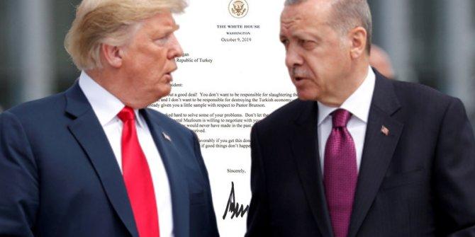 Sami Selçuk, Trump'ın mektubunu yorumladı
