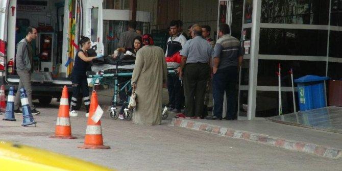 Azez'de SMO üssüne saldırı
