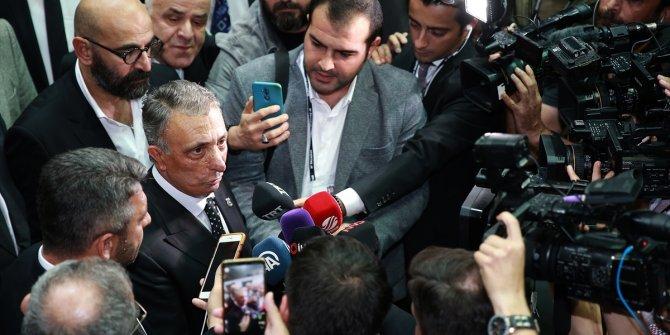 Beşiktaş Başkanı Ahmet Nur Çebi harekete geçiyor