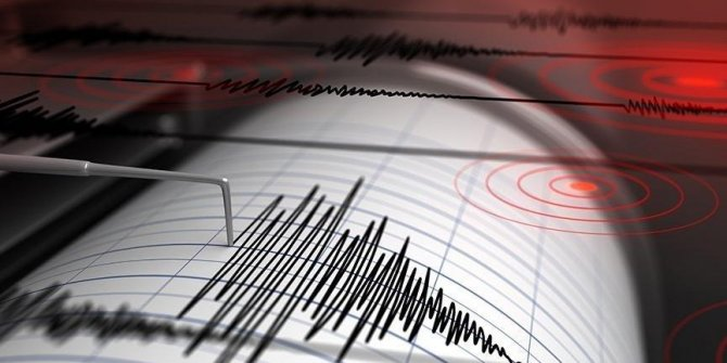Komşu'da korkutan deprem