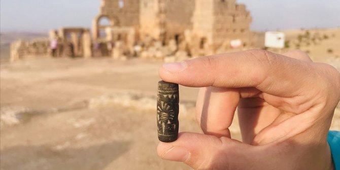 Asur dönemine ait 3 bin yıllık mühür bulundu