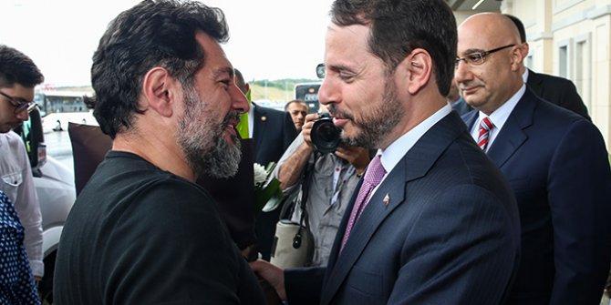 Hakan Atilla, Borsa İstanbul'un başına getirildi