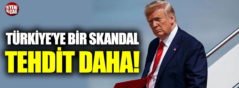 Trump'tan bir skandal tehdit daha!