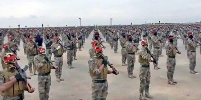 İşte Amerika'nın terör ordusu