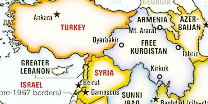Suriye'de atılan bütün adımlar  BOP'a uyumlu!