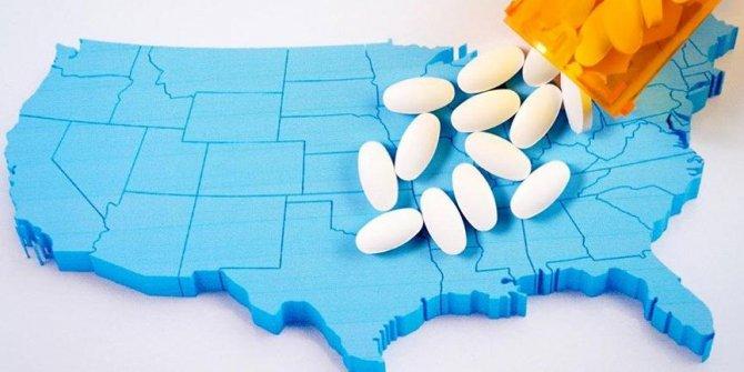 ABD'li ilaç şirketleri opioid krizinde uzlaşmaya gitti