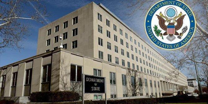 """ABD Dışişleri Bakanlığı 'Barış Pınarı Herekâtı"""" karşıtı metin dağıttı"""