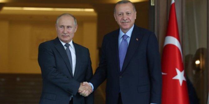 Erdoğan-Putin zirvesi öncesi  Rusya'dan açıklama