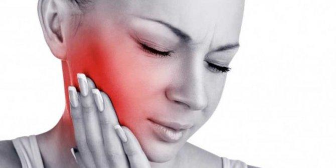 Çene ağrısı başka hastalıkların habercisi olabilir!
