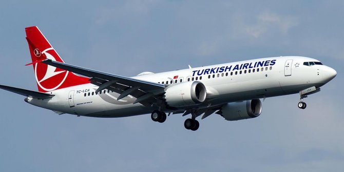 O uçak Yunanistan'a ne taşıdı?