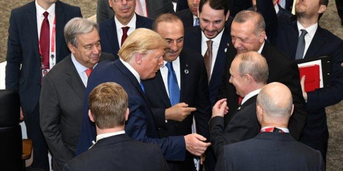 """""""Putin satranç,Trump poker oynuyor, Erdoğan ise tombala çekiyor!"""""""
