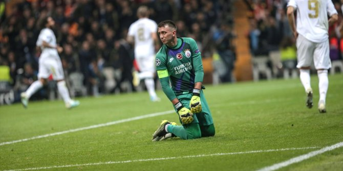 Galatasaray-Real Madrid 0-1 (Maç özeti)