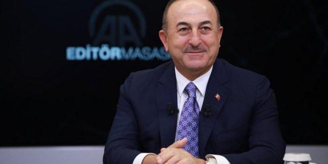 """Çavuşoğlu: """"Suriye ile temasımız yok"""""""