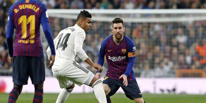 Barcelona-Real Madrid maçının tarihi belli oldu!