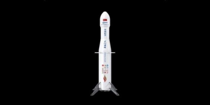 Elon Musk'ın SpaceX'ine rakip geliyor!
