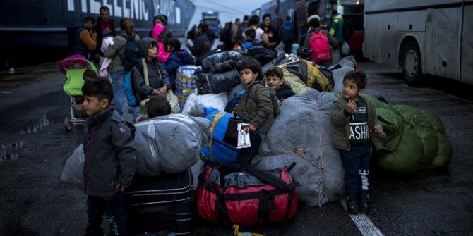 Sığınmacıların otellere yerleştirilmesine engel