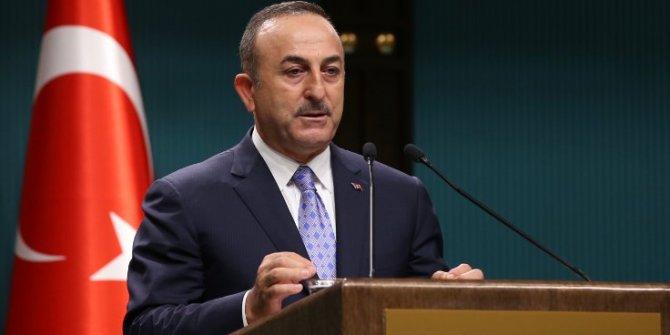 Bakan Çavuşoğlu'ndan başkonsolosluk açıklaması