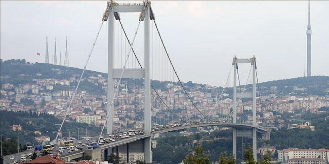 15 Temmuz Şehitler Köprüsü'nde intihar!
