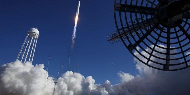 Kargo aracı Cygnus Uluslararası Uzay İstasyonu'na vardı