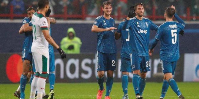 Juventus tur biletini son dakika kaptı