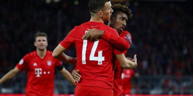 Bayern Münih rahat geçti