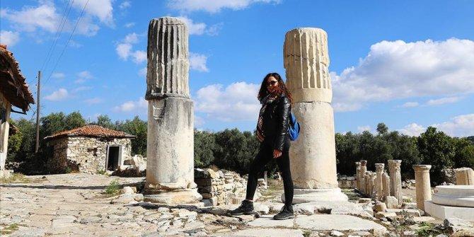 Bir adımla 2 bin 200 yıllık yol!