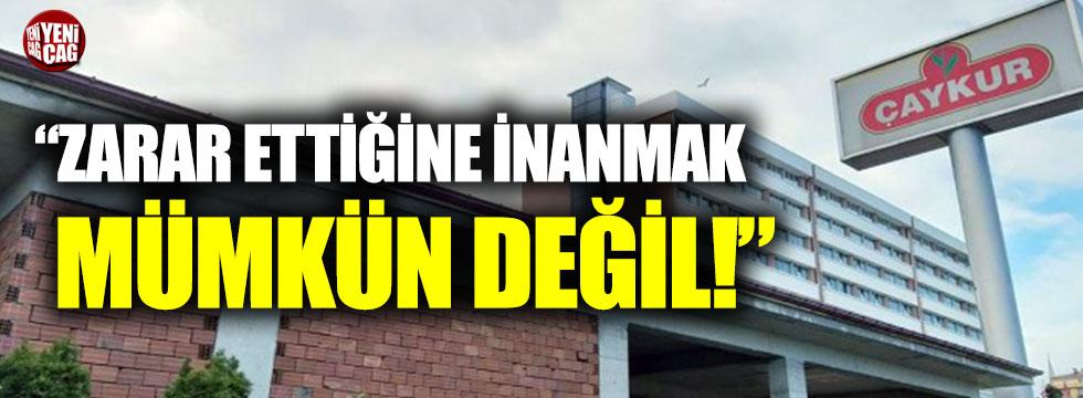 Türkiye Varlık Fonu'na devredilen ÇAYKUR zarar ediyor