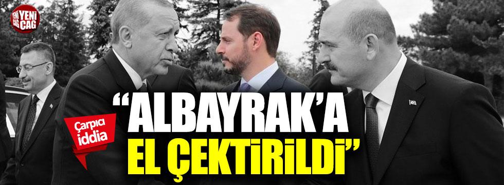 """İYİ Partili İsmail Tatlıoğlu: """"Berat Albayrak'a el çektirildi"""""""