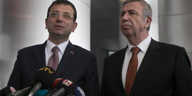 İmamoğlu ve Yavaş'ın 10 Kasım programı açıklandı