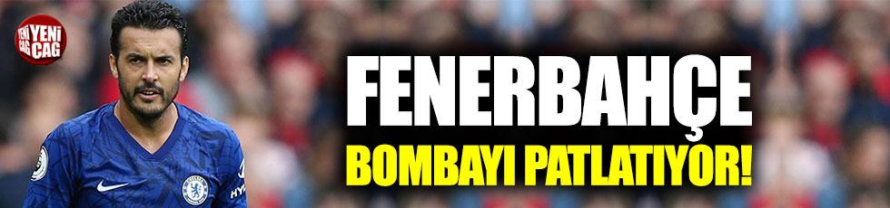 Pedro Fenerbahçe'ye mi transfer oluyor?