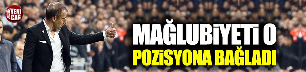 Abdullah Avcı'dan Braga maçı yorumu