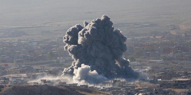Musul'da 3 IŞİD'li terörist öldürüldü