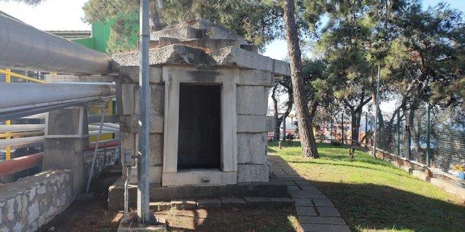2 bin 400 yıllık mezar odası böyle korunuyor