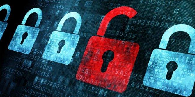 Türkiye, siber tehditlere açık ülkeler arasında yer aldı
