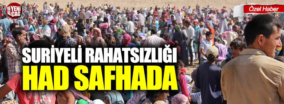 Türkiye'de 500 bin Suriyeli çocuk doğdu