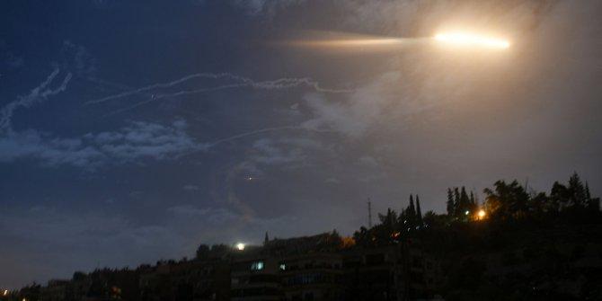 Suriye'de füze saldırısı:2 ölü