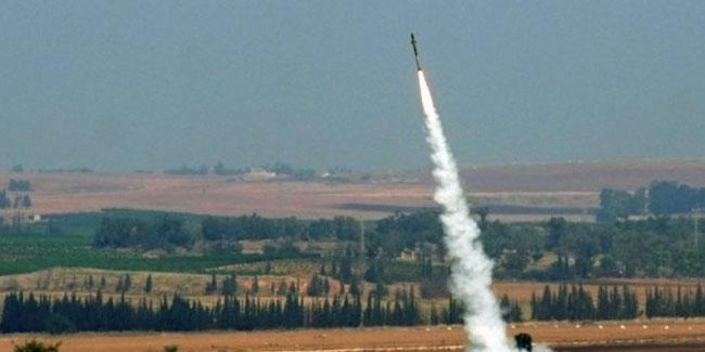 İsrail'den Şam'a roket saldırısı