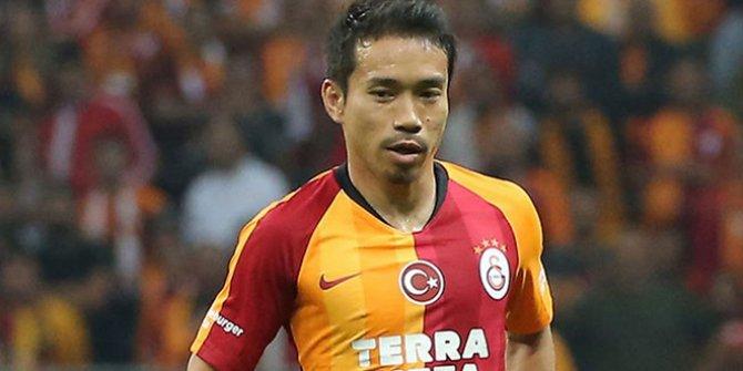Galatasaray'da ilk yolcu Nagatomo!