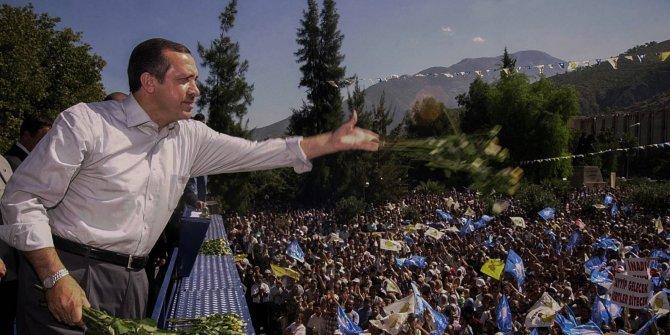 Erdoğan'a sunulan gizli belge anayasada!